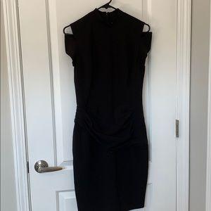 Cache black coctail dress